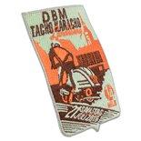 Image du produit 'Insigne cousue Tacho Karacho 2018'