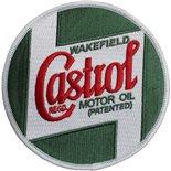 Image du produit 'Insigne cousue CASTROL CLASSIC'