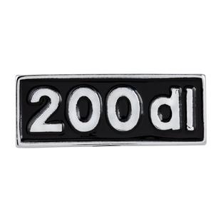 """Image du produit 'Insigne """"200dl""""'"""