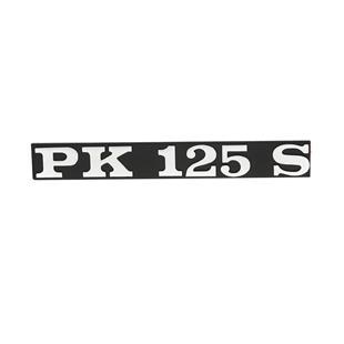 """Image du produit 'Insigne """"PK125 S"""" aile gauche'"""