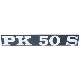 """Image du produit 'Insigne """"PK 50S"""" aile gauche'"""