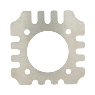 Image du produit 'Joint culasse DRT POLINI/DR/MALOSSI/PARMAKIT/FALC/QUATTRINI 123-153ccm (épaisseur): 1,0mm'