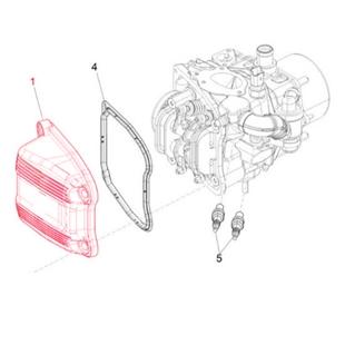 Image du produit 'Couvercle de valve PIAGGIO'