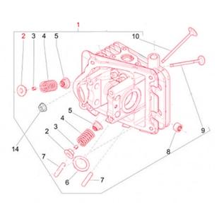 Image du produit 'Culasse PIAGGIO'