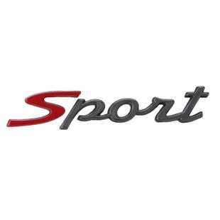"""Image du produit 'Insigne """"Sport"""" boite à gant'"""