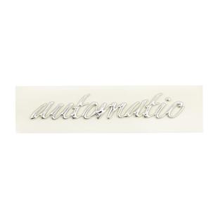 """Image du produit 'Insigne """"automatic"""" aile droite'"""