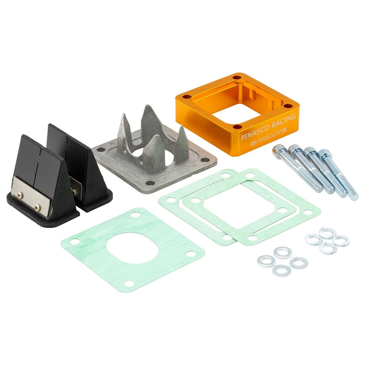 Image du produit 'Boite à clapets PINASCO 8X Smallframe'