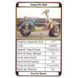 Image du produit 'Jeu de cartes SCOOTER TRUMPS Customs 2nd Edition'