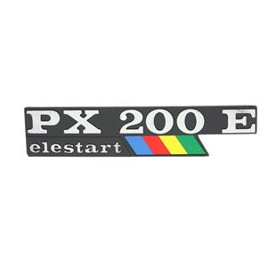 """Image du produit 'Insigne """"PX200E elestart"""" aile gauche'"""