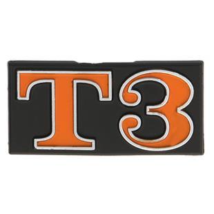 """Image du produit 'Insigne """"T3"""" arrière arrière'"""