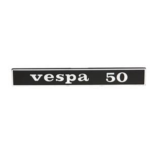 Image du produit 'Insigne Vespa 50 arrière arrière'