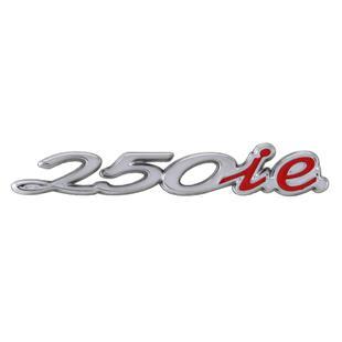 """Image du produit 'Insigne """"250 i.e."""" boite à gant'"""