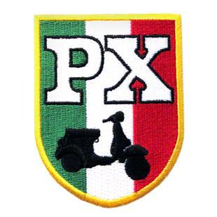 """Image du produit 'Insigne cousue """"blason PX"""", Italie'"""