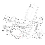 Immagine del prodotto per 'Vite Sensore ABS, esagonale interna, PIAGGIO'