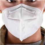 Immagine del prodotto per 'Maschera respiratoria, KN95 FFP2'
