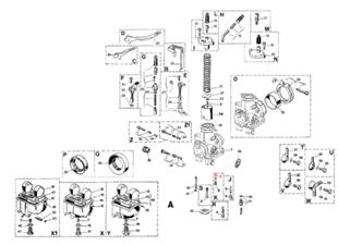 Immagine del prodotto per 'Getto del minimo per carburatore PHBH DELL'ORTO'