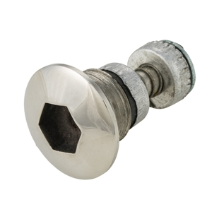 Immagine del prodotto per 'Vite scarico olio M16x1,5x9 mm, esagonale interna'