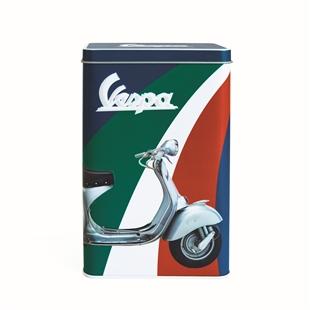 Immagine del prodotto per 'Scatola di latta FORME Tricolore Italy'