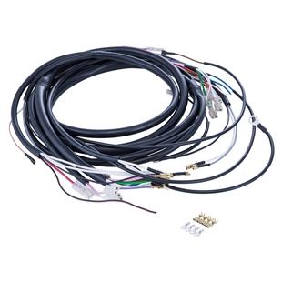 Immagine del prodotto per 'Impianto elettrico SIP per conversione ad accensione PARMAKIT/VESPATRONIC/MALOSSI/POLINI/PINASCO'