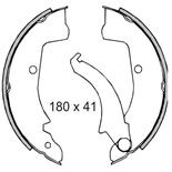 Immagine del prodotto per 'Ganasce RMS anteriore/posteriore'