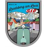 Immagine del prodotto per 'Adesivo di controllo effettuato SIP Landsberg'