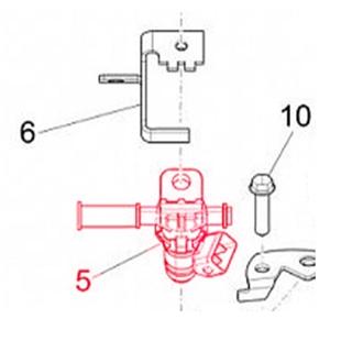 Immagine del prodotto per 'Getto d'iniezione PIAGGIO'