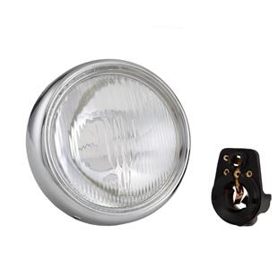 「ヘッドライト HELLA ラウンド Ø 115 mmTitle」の製品画像