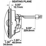 「ヘッドライト J.W. SPEAKER LED 8690 Adaptive ラウンド Ø 143 mmTitle」の製品画像
