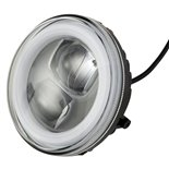 「ヘッドライト LED ラウンド Ø 120 mmTitle」の製品画像