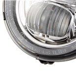 「ヘッドライト LED ラウンド Ø 145 mmTitle」の製品画像