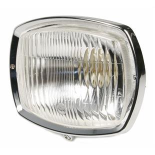「ヘッドライト BOSATTA 四角 Ø 105x140 mmTitle」の製品画像