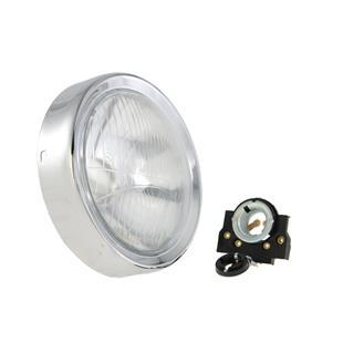 「ヘッドライト SIEM ラウンド Ø 130 mmTitle」の製品画像