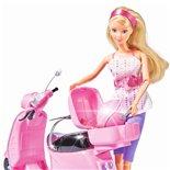 「人形 Steffi LOVE Chic City ScooterTitle」の製品画像