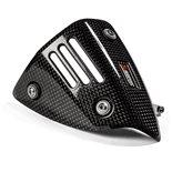 「ヒートシールド AKRAPOVIC インレットパイプ, 用途: レースチャンバー AKRAPOVICTitle」の製品画像