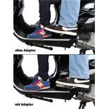 「フットレスト アダプタ SIP 助手席Title」の製品画像