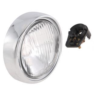 「ヘッドライト ラウンド Ø 115 mmTitle」の製品画像