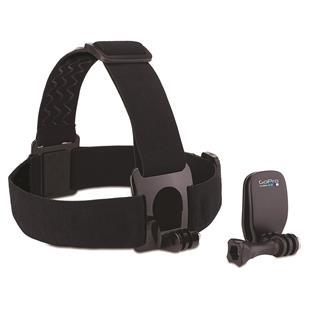 「ヘッドブラケット GoPro Head Strap Mount and quick clip 用途: GoPro HERO カメラTitle」の製品画像