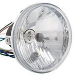 「ヘッドライト JOCKEY'S BOXENSTOP クリアガラス H4 ラウンド Ø 120 mmTitle」の製品画像