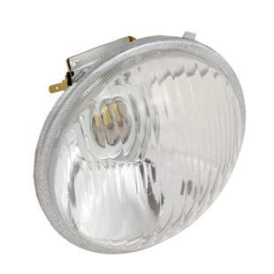 「ヘッドライト BOSATTA ラウンド Ø 105 mmTitle」の製品画像