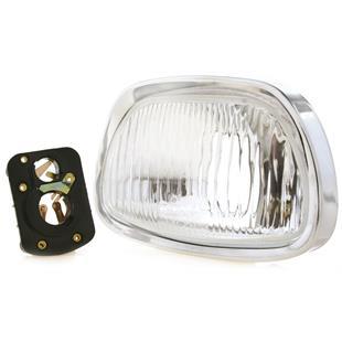「ヘッドライト ELMA トラピーズ型 Ø 95x150 mmTitle」の製品画像