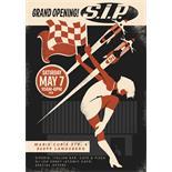 「ポスター SIP SIP Open Day 2016Title」の製品画像