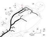 「クランプ PIAGGIO 点火コイルTitle」の製品画像