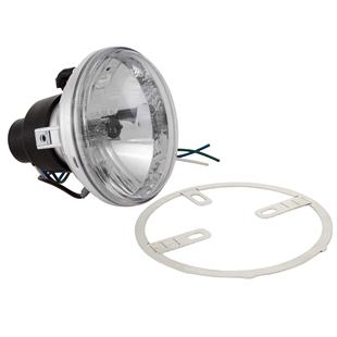 「ヘッドライト クリアガラス Ø 115 mmTitle」の製品画像