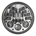 「ヘッドライト J.W. SPEAKER LED 8690 ラウンド Ø 143 mmTitle」の製品画像