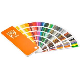 Productafbeelding voor 'Kleurenschema RAL CLASSIC K7Title'