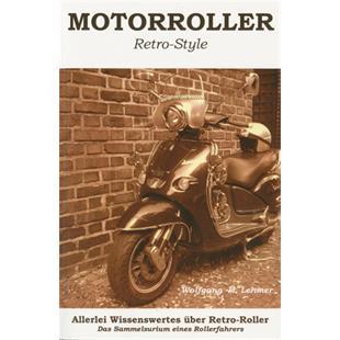 """Productafbeelding voor 'Boek Scooter """"Retro-Style""""Title'"""