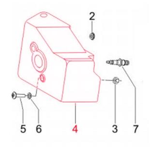 Productafbeelding voor 'Beschermkap Cilinder PIAGGIOTitle'