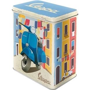 Productafbeelding voor 'Blikje Vespa - Italian LaundryTitle'