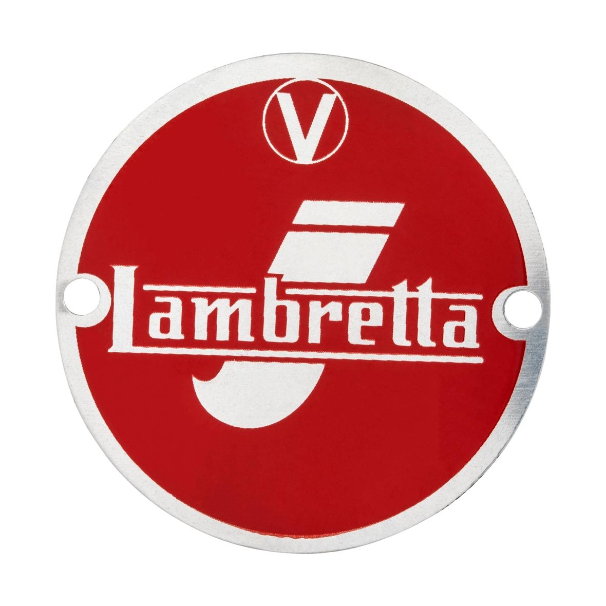 Productafbeelding voor 'Embleem V j LAMBRETTATitle'