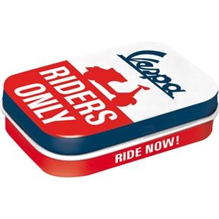Productafbeelding voor 'Blikje Vespa Riders onlyTitle'